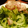 島野菜の健康サラダ
