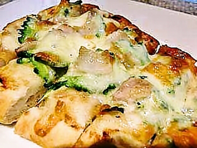 カリカリペッパーチーズ